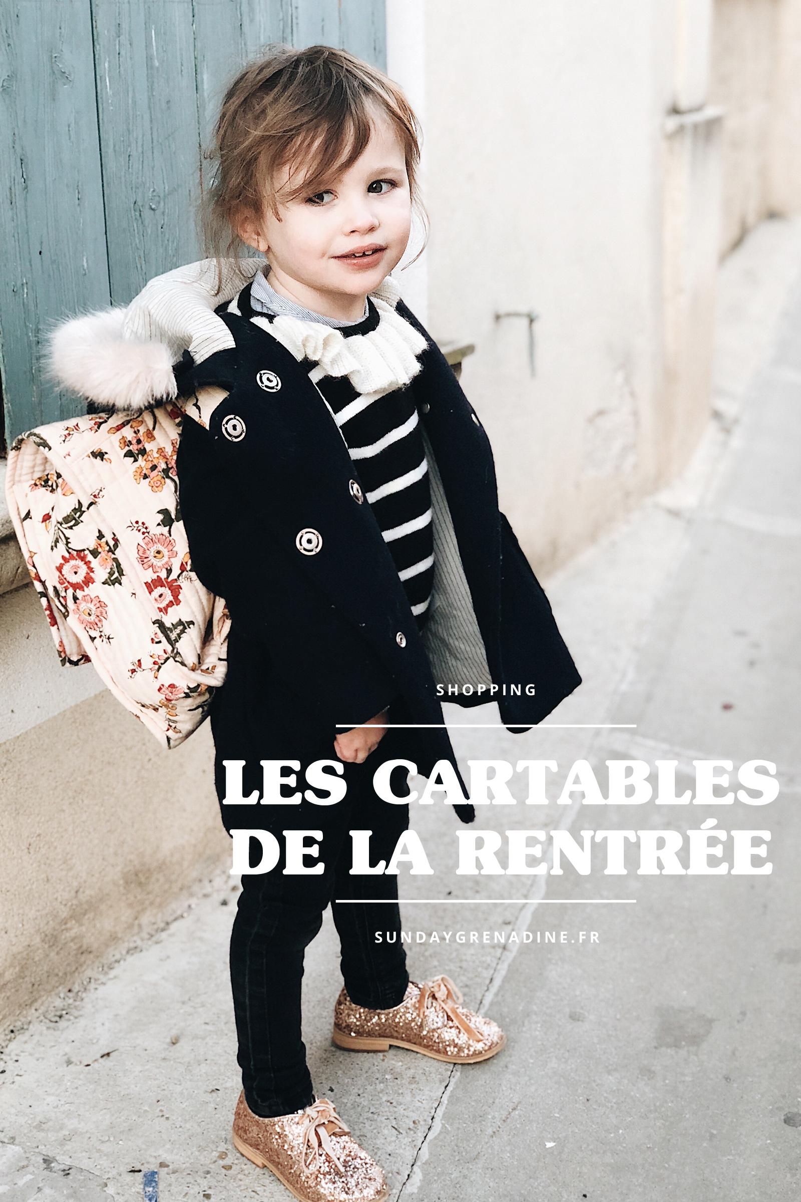 tout neuf 4aa4b 6548d 9 cartables tendances pour la rentrée 2018-2019 - Sunday ...