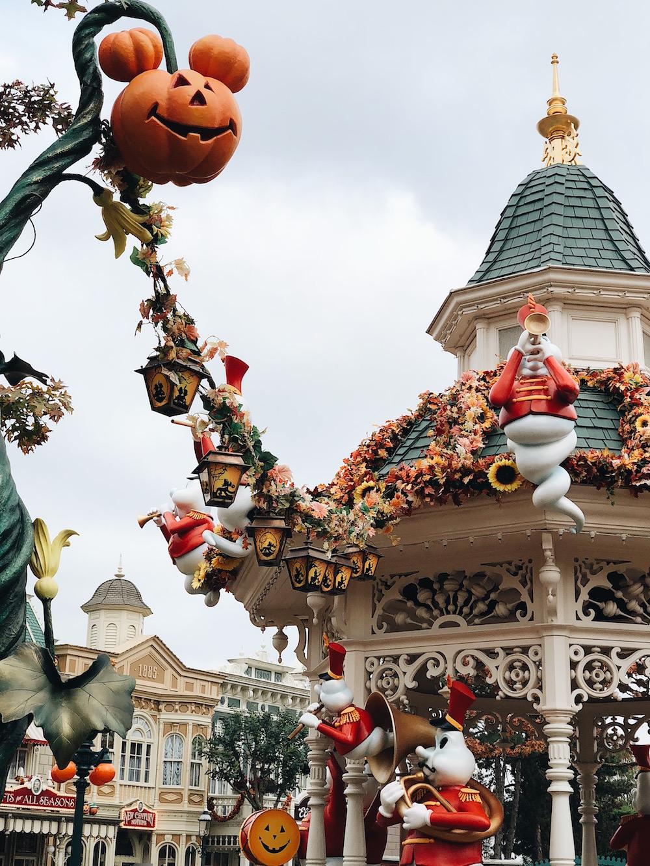 Disneyland Paris en Famille pour Halloween 1