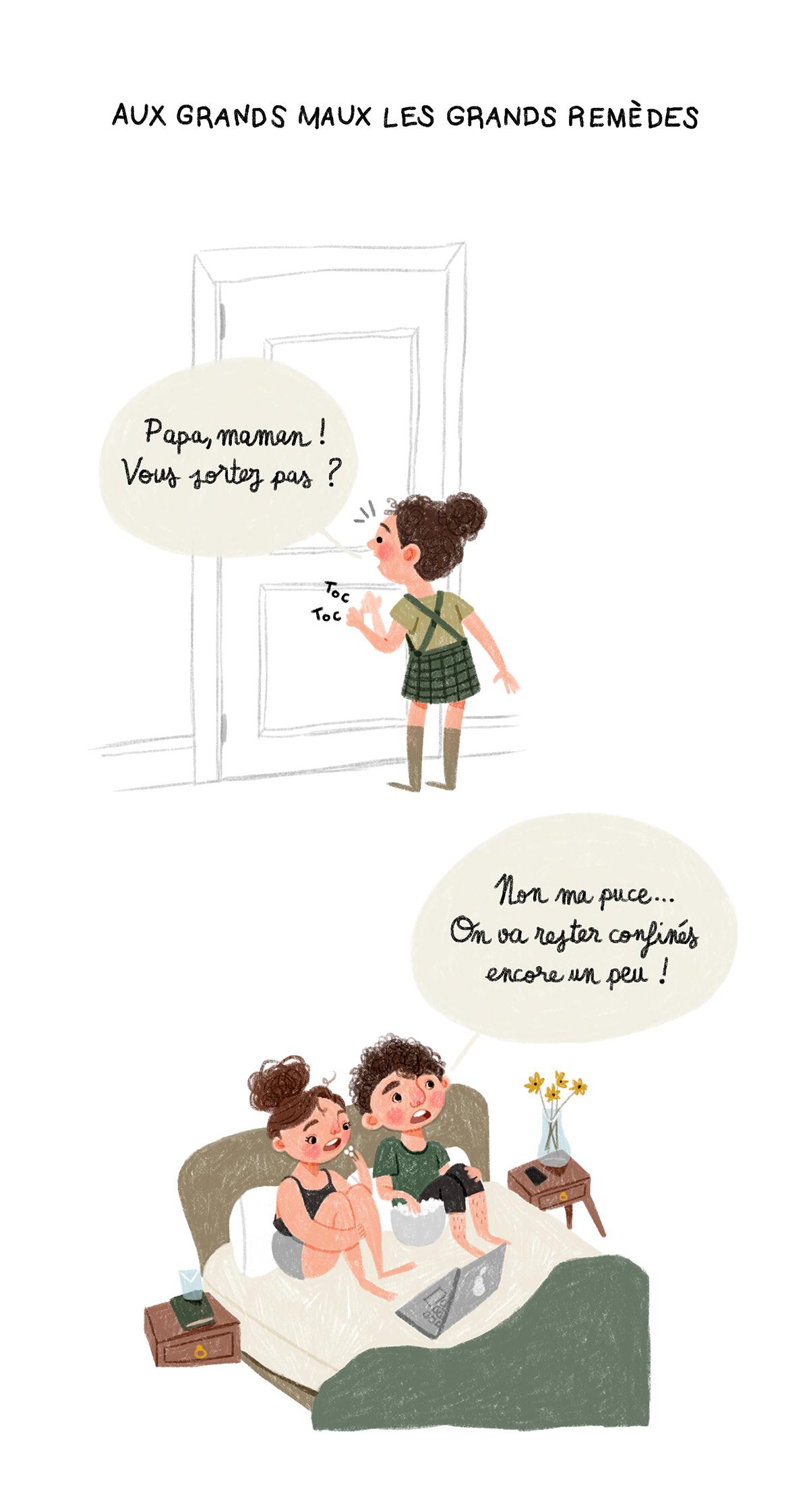 coronavirus-illustration-humoristique-aurelien-galvan-blogzine-famille-sunday-grenadine