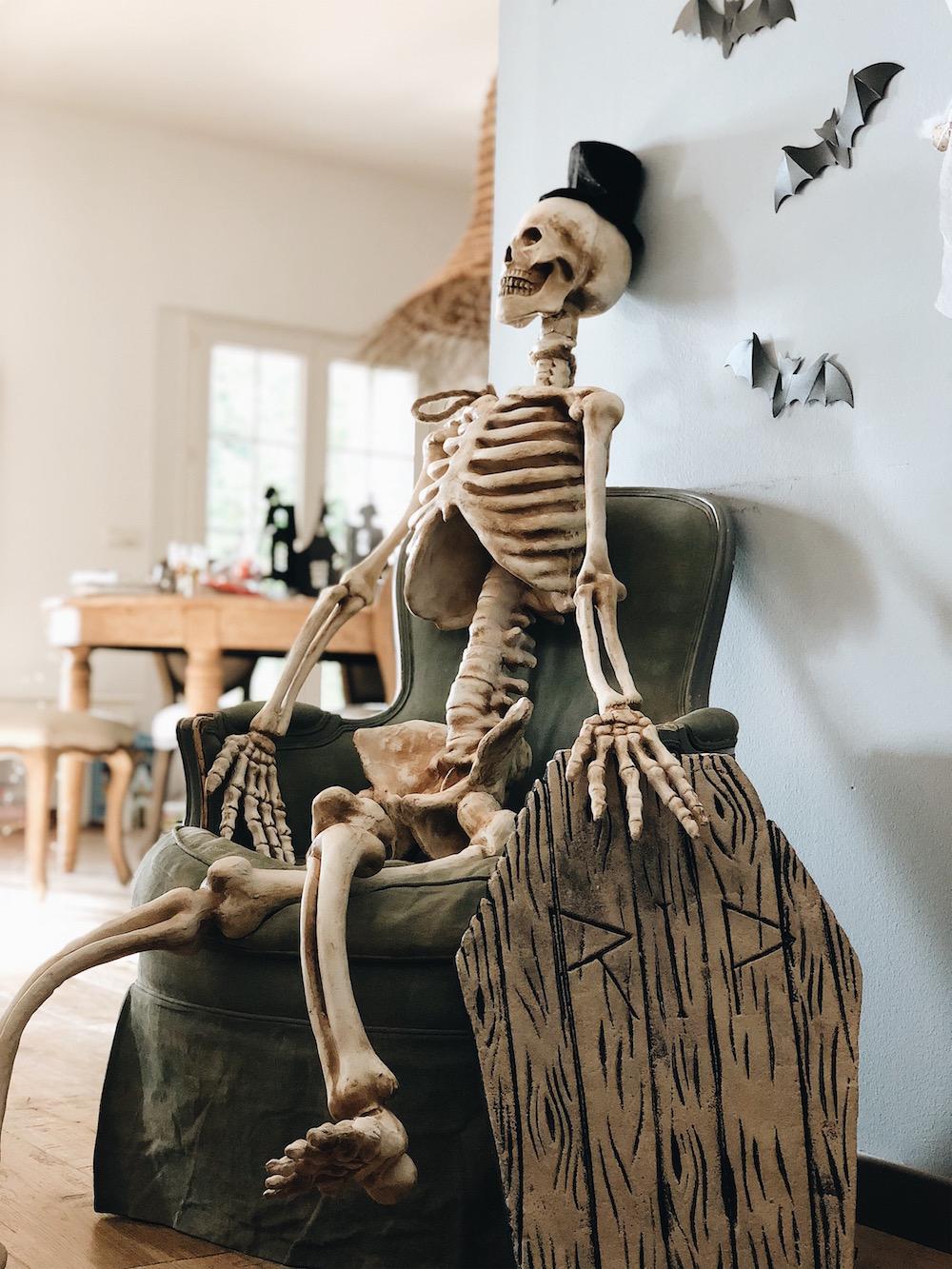 Décorer sa maison pour Halloween 1