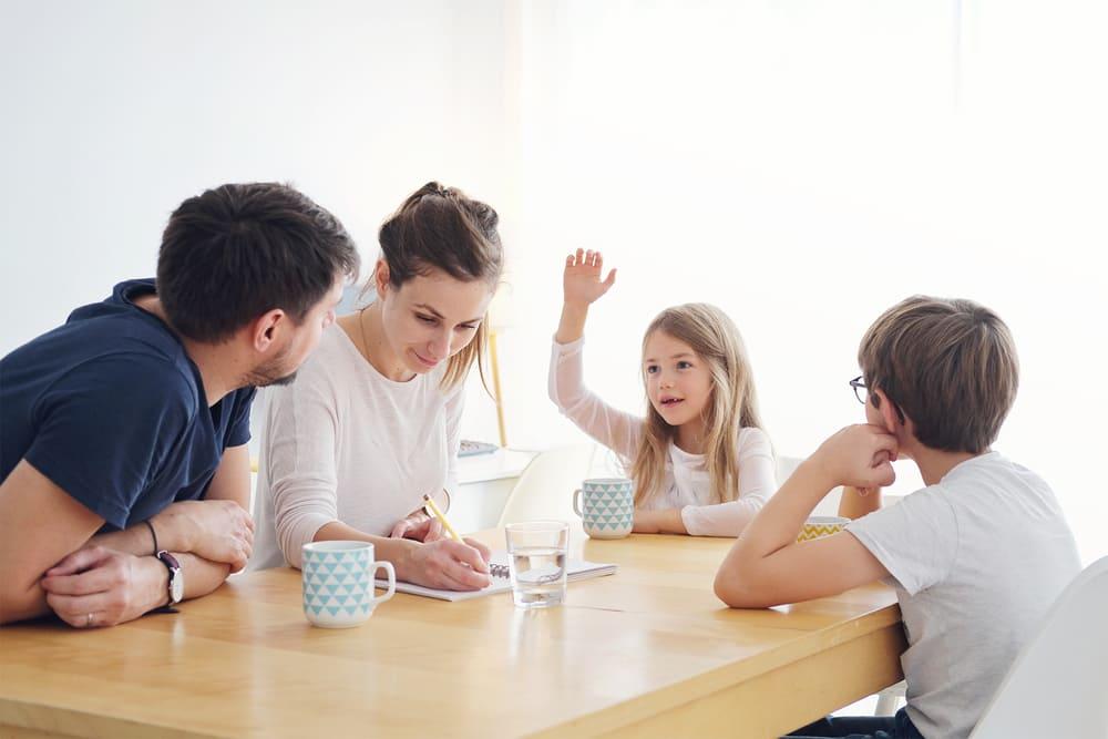 Comment organiser un conseil de famille ?