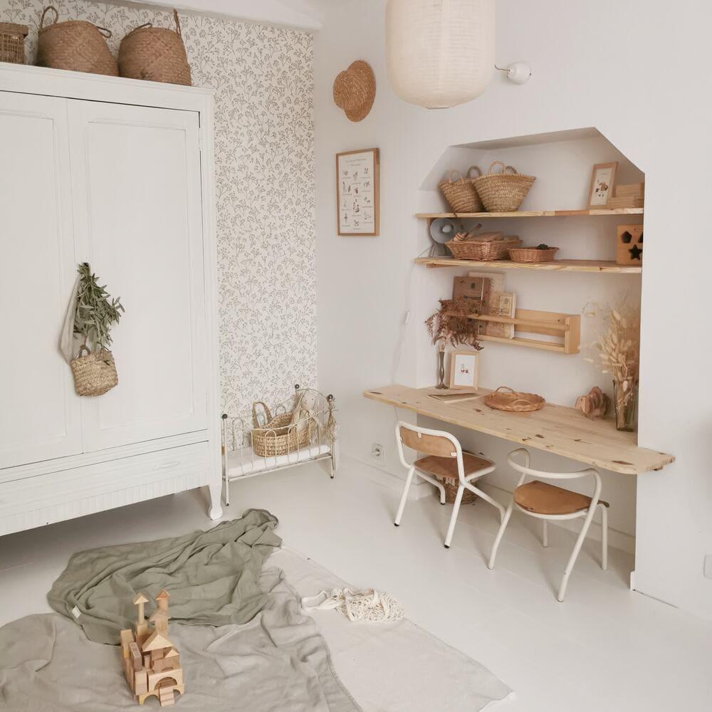 Inspiration décoration chambre fille